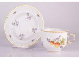 244 Tea Csésze+Alj 1789/SO