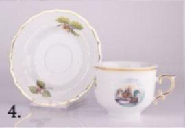 244 Tea Csésze+Alj 2652/DIANA 04